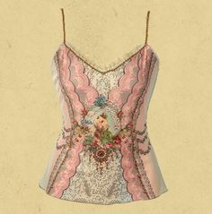 Michal Negrin ~ beautiful clothing but way to expensive - could totally make something like this on my own though