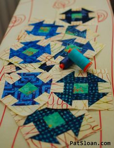 Chubby Churn Dashes by Fig Tree & Company is a free pdf pattern and the Aurifil Designer Block of the Month ( mini quilt) available by visiting https://auribuzz.wordpress.com/2015/02/16/aurifil-2015-designer-of-the-month-joanna-figueroa/