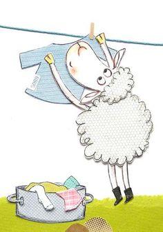 mouton lessive cécile hudrisier