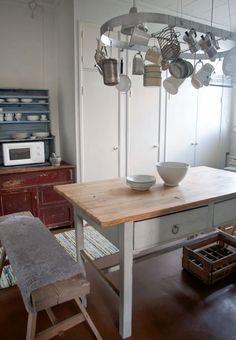 Parolan Asema: keittiö