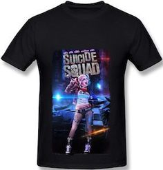 Harley Quinn Suicide Squad T-Shirt.