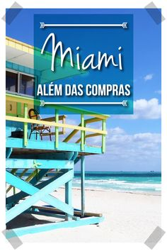 Sabia que Miami não é só praias e compras? Vem conferir nossas dicas para programas mais culturais.