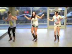 Line Dance Riverbank Stomp - YouTube Fun!