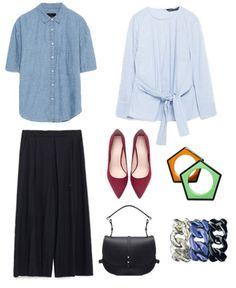 Outfit - Zara- Angela Caputi