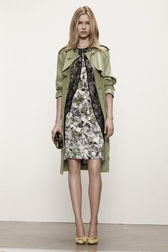 Bottega Veneta Resort 2013 Womenswear