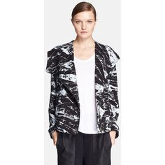 Helmut Lang 'Tera' Hooded Sweatshirt Jacket