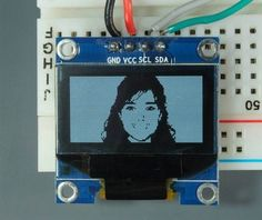 This guide shows how to use the inch OLED display with using Arduino IDE. Learn how to write text, set different fonts, draw shapes and display bitmaps images. Led Cube Arduino, Nrf24l01 Arduino, Arduino Robot Arm, Arduino Radio, Arduino Wireless, Arduino Laser, Arduino Programming, Raspberry Computer, Arduino Display
