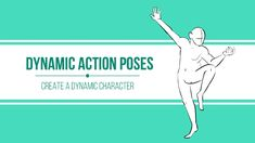 Do you want to create Dynamic Action Poses?Do you want to push your art to the next level, step by step?Then this is the Class for you!Here you'll learn eve... Dynamic Action, Drawing Tutorials For Beginners, Action Poses, Drawing Skills, Learn To Draw, Eve, Improve Yourself, Corgi, Learning