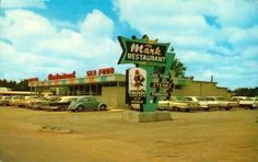 Weatherford, Oklahoma, 1960s