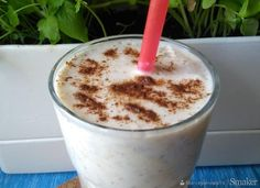 Smoothie bananowo-kokosowe