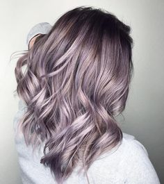 """1,549 Likes, 8 Comments - Hairbesties Community (@guytang_mydentity) on Instagram: """"#Hairbestie @hairpaintingbygiovanna The perfect shade of lavender  used @guy_tang #mydentity…"""""""