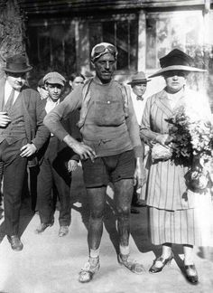 Leon Scieur Tour de France 1921...