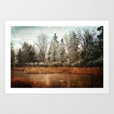 #wallart #landscape #winter #homedecor #print