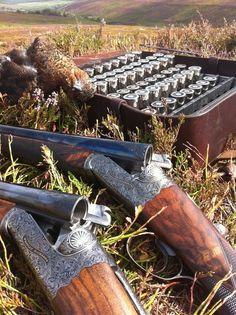 Shotguns and shells