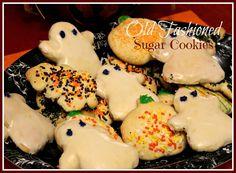 Sweet Tea and Cornbread: Old Fashioned Sugar Cookies!