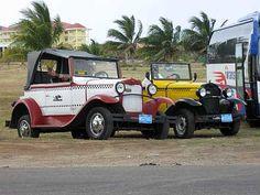 Taxis_antigos
