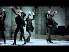 Love this- the dancing is a little lame in spots but hey its a K-pop boy band all btwn the ages of (30-33). Who would have thought... LOVE IT    SHINHWA 'VENUS' Official Music Video