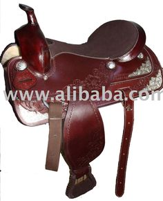 Horse Riding Western Saddle Tack Photo, Detailed about Horse ...