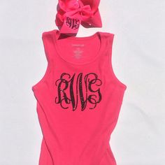 Best Cheer Tank Top Products on Wanelo