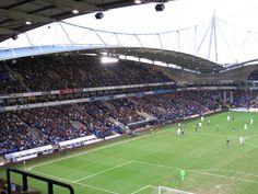 Reebok Stadium Football League Championship - Football Flight - Home of British Football Trips