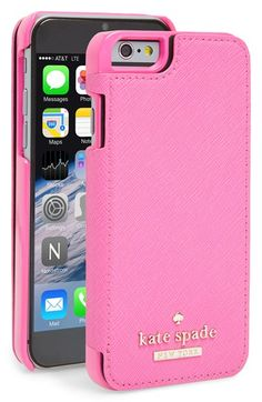 I want this 😍 -- kate spade new york 'Cedar street' iPhone 6 case available at #Nordstrom