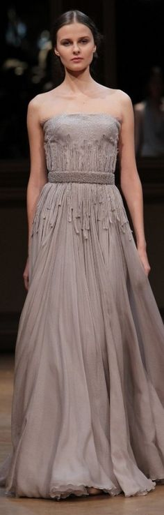 Georges Hobeika Haute Couture S/S 2011-2012