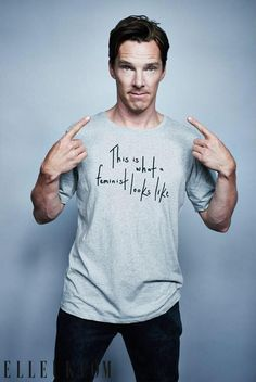 FeministBatch - just when you thought he couldn't get anymore perfect, he does this.