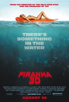 Review van Piranha 3D.