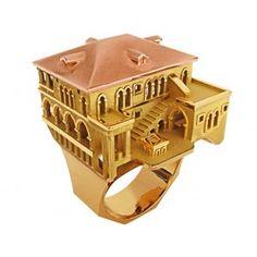 Bague architecture - Venise