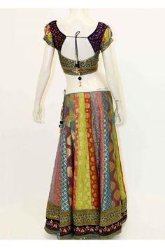 Colourful, designer chaniya choli