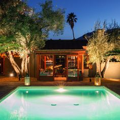 Reserve Sparrows Lodge Palm Springs at Tablet Hotels