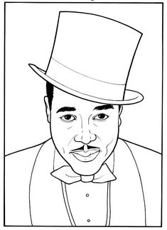 free printable black history coloring pages black history month coloring pages getcoloringpages printable coloring pages pinterest coloring pages