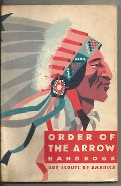 Boy scout camping book i love old bsa books my daughter is a boy scout order of the arrow handbook from fandeluxe