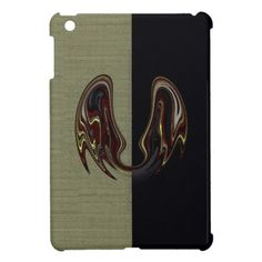 Bat Wings ~ iPad Mini Plastic Case iPad Mini Covers  (Option to change to iPad Cases)