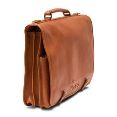 Briefcase Tan - Briefcase Tan