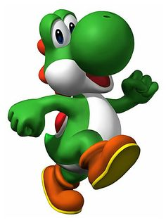 Yoshi is a supporting character in the Mario series, and even a protagonist of his own. He is playable in Mario Squad Takedown Online as an Assassin. Super Mario Party, Super Mario World, Super Mario Bros, Super Mario Brothers, Mario Bros Png, Mundo Super Mario, Bolo Super Mario, Super Mario Birthday, Mario Birthday Party