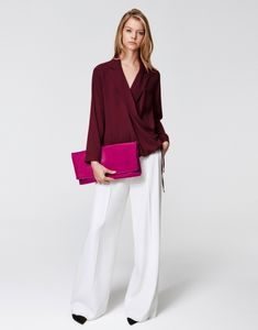 Блуза, выкройка №359