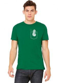 pocket samara funny T-Shirt