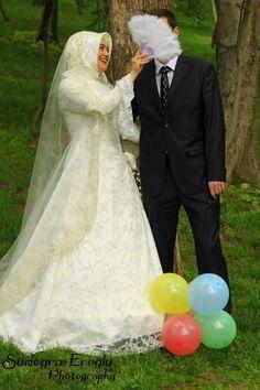 Turkish Bride & Groom Perfect Muslim Wedding