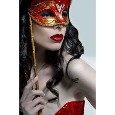 Where Professional Models Meet Model Photographers - ModelMayhem ❤ liked on Polyvore featuring masks, models, people, backgrounds and faces
