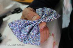 papillon di stoffa tutorial diy festa del papà _5