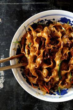 Beijing Fried Sauce Noodles - Zha Jiang Mian