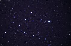 """Alpha Persei And """"Moving Cluster"""" - Moore Winter Marathon Object No.15"""