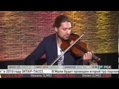 Published on Nov 28, 2013 -  Interview with David Garrett ( Marina Arzhilovskaya RBC-TV) the translation of his answers in English evening post