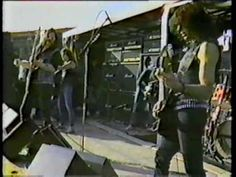 Motörhead - Killed By Death live 1984