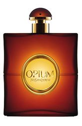 Yves Saint Laurent 'Opium' Eau de Toilette. I CAN SMELL THE SPICES RIGHT NOW