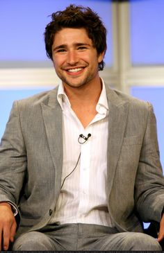 Matt Dallas...that smile