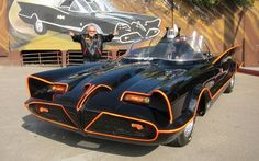 Congratulations to George Barris - the King of the Kustomizers for selling the original Batmobile '55 Lincoln Futura for $4,200,000! Holy COW! POW! BIFF! BANG! WOOOOOOSH!