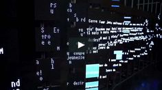Déjà Entendu | An Opera Automaton - generative installation by Lukas Truniger /// #mediaart