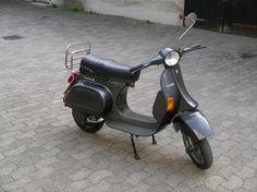 Vespa PK 50 XL schwarz